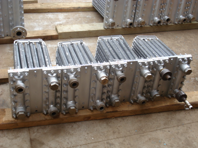 ATU Cooler Finned Heat Exchanger