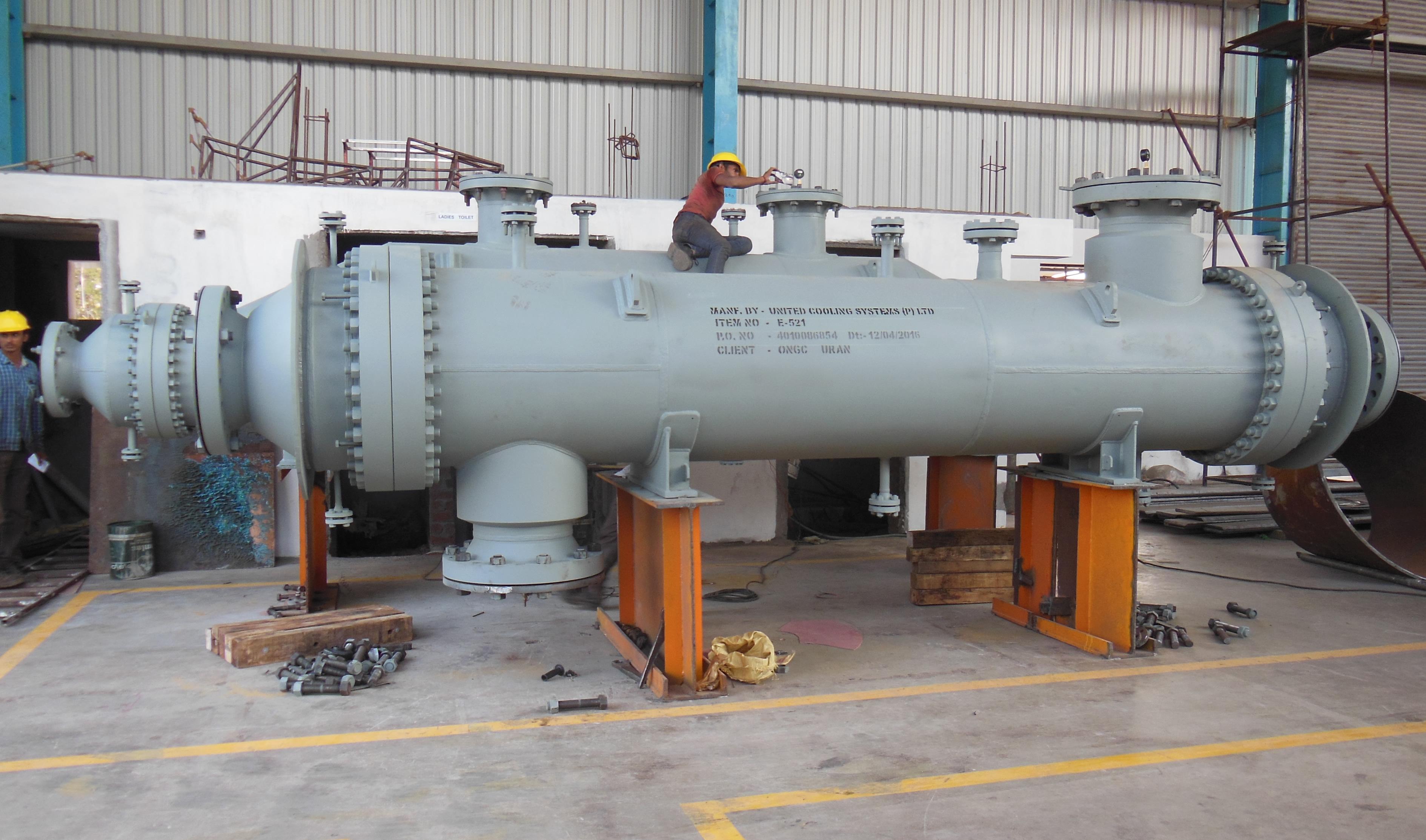 Kettle Reboiler Type Heat Exchanger | Heat Exchanger