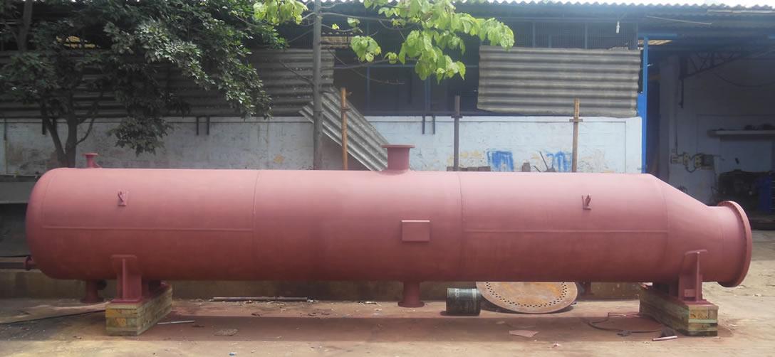 Kettle Reboiler Heat Exchangers