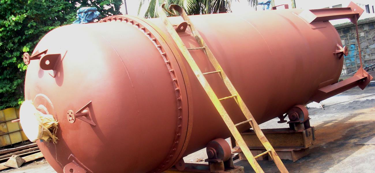Pressure Vessels Manufacturers