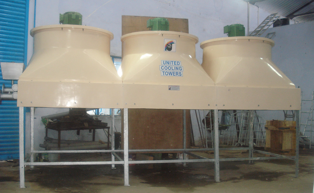Dry Cooling Tower India