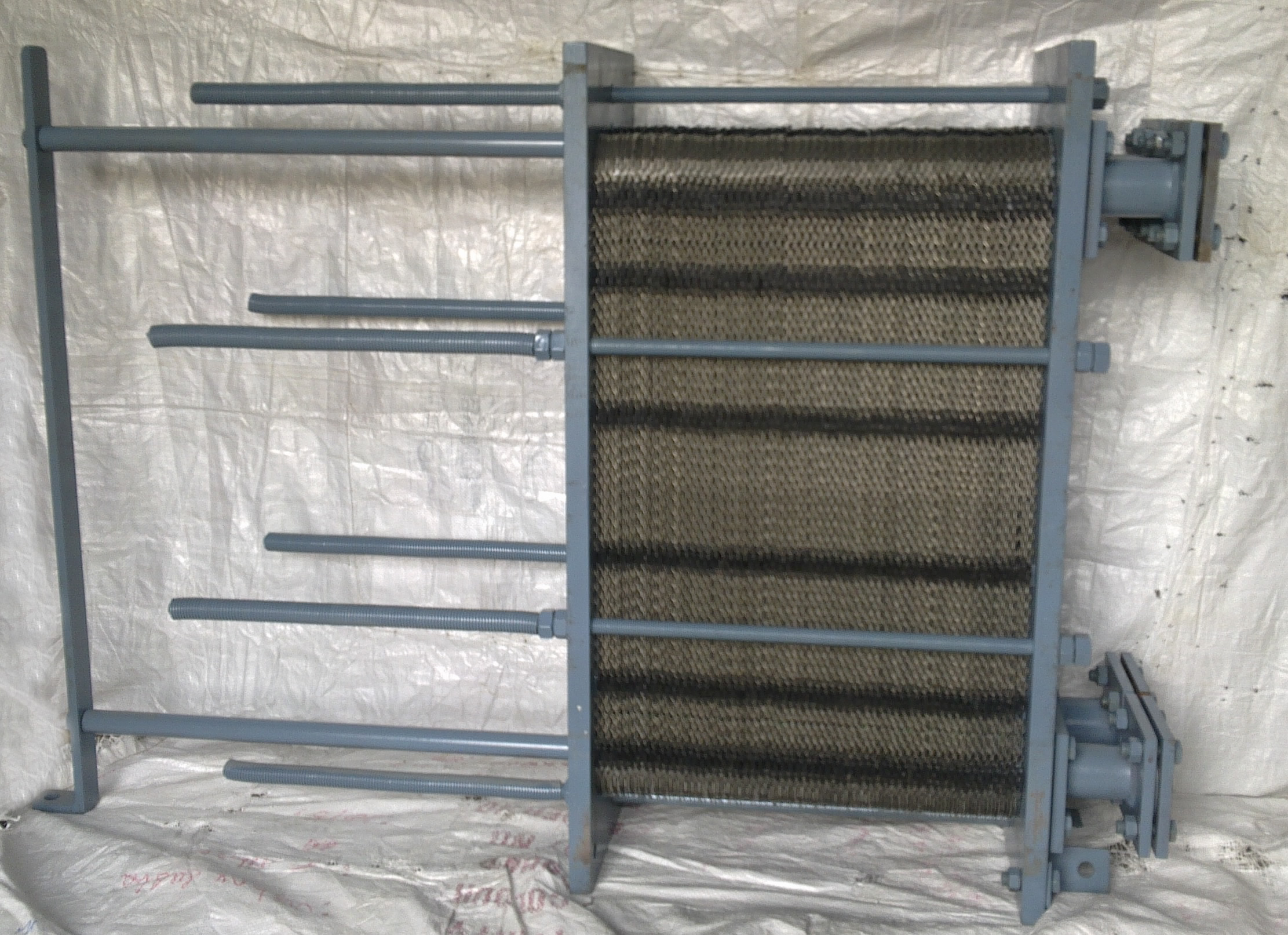 Plate Type 'Heat Exchangers