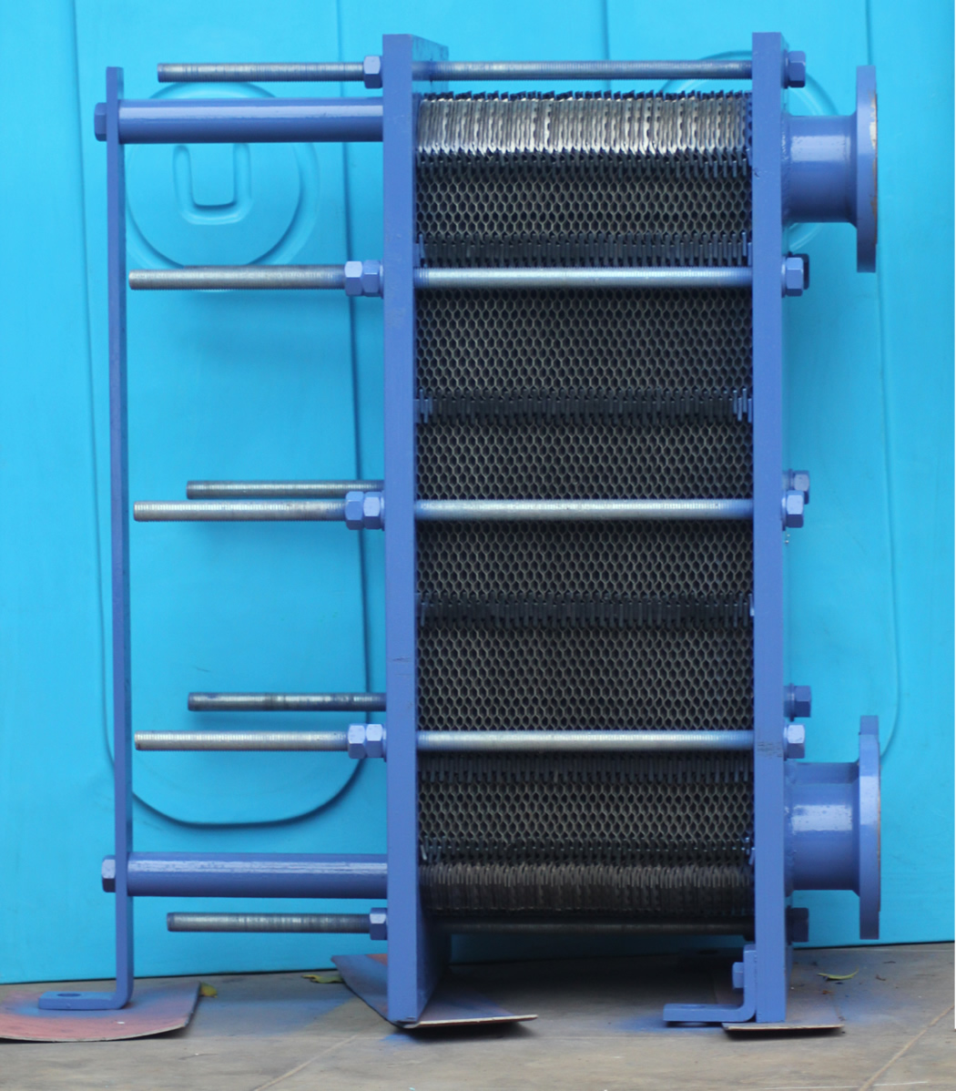 Plate Type Heat Exchanger Manufacturer India