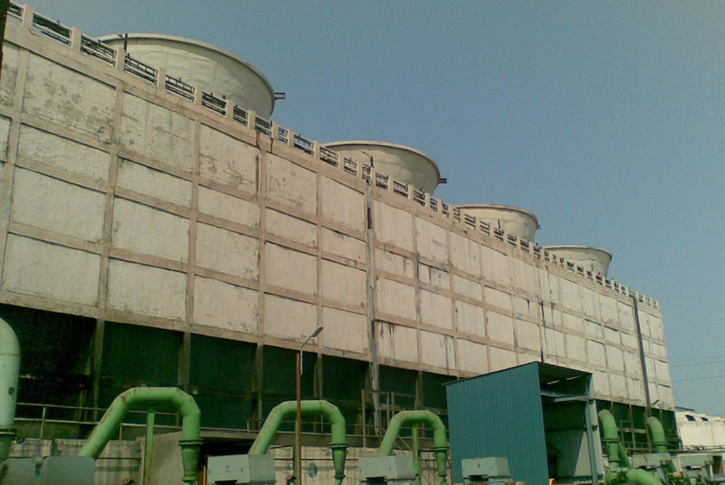 RCC Cooling Tower Suppliers