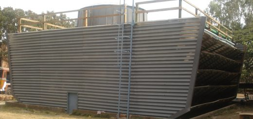 Timber Cooling Tower India