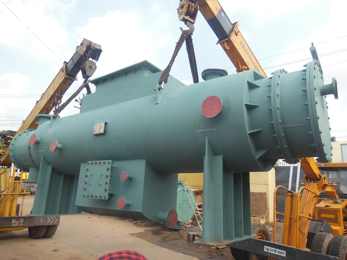 Surface Condenser India