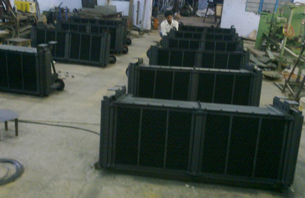 air blast oil type heat exchanger manufacturers