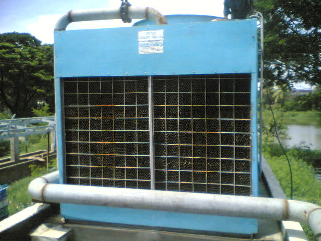 Cross Flow Cooling Tower Cooling Towers Heat Exchanger