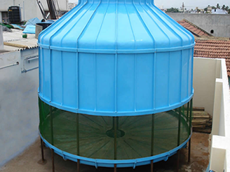 Round Shaped Cooling Tower Manufacturers