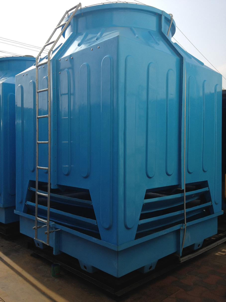 Square Shaped Cooling Towers